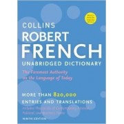Collins Robert French Unabridged Dictionary, 9th Edition by HarperCollins Publishers