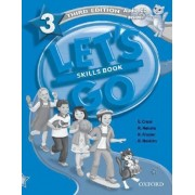 Let's Go: 3: Skills Book with Audio CD Pack by Elaine Cross