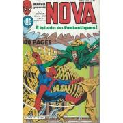 Les 4 Fantastiques ( The Fantastic Four ) / Spider-Woman / Peter Parker Alias L'araignée ( Spider-Man ) : Nova N° 71 ( Décembre 1983 )