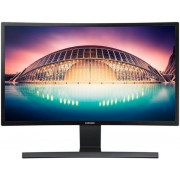 "Monitor LED Samsung 24"" LS24E500CS, Full HD (1920 x 1080), VGA, HDMI, 4 ms GTG, Ecran Curbat"