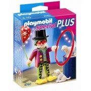 PLAYMOBIL Clown Dog with Show
