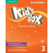 Kid's Box Level 3 Teacher's Book: Level 3 by Lucy Frino