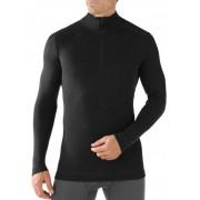 Smartwool M's Midweight 250 Zip T Black (001) 2017 L Tjocka underställströjor i merino