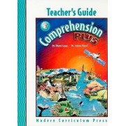Comprehension Plus, Level E Teacher's Guide by Modern Curriculum Press
