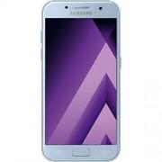 Samsung Galaxy A3 2017 Smartphone portable débloqué 4G (Ecran : 4,7 pouces - 16 Go - Nano SIM - Android) Bleu