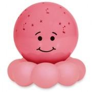 Cloud B Twinkles To Go Pink Oktopod noćno svetlo