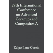 28th International Conference on Advanced Ceramics and Composites A 2004 by Edgar Lara-Curzio
