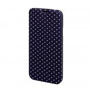 Husa Booklet Lumi Dots Samsung Galaxy S5 Hama, Negru/Alb