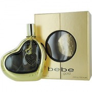 Bebe Gold Eau De Parfum Spray 3.4 Ounce