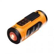Trevi Odtwarzacz Trevi MP3 MPS 1650 z latarką - Pomarańczowy