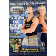 Optimax Fitness Bootcamp grasa Blaster. Entrenamiento; inferior del cuerpo de la - Barry Emphasis (el Arma Secreta de Hollywood)