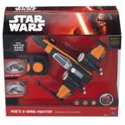 Star Wars - Az Ébredő Erő távirányítós X-Wing Fighter - 26 cm