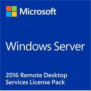 Extern bureaublad-services voor Windows Server 2016 - Apparaatlicentie voor clienttoegang voor 1 apparaat
