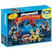 Playmobil DragonS Treasure Battle Advent Calendar