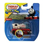 Mattel Fisher Price Thomas and Friends Take-n-Play Small Engine T0929/CDY30 sortiert