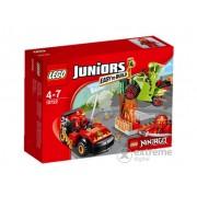 LEGO® Juniors Confruntarea Cu Sarpele 10722