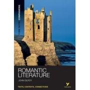 Romantic Literature by John Gilroy