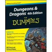 Dungeons and Dragons For Dummies by Bill Slavicsek