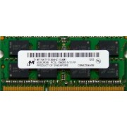 Memorie laptop Micron 4GB DDR3 PC3L-10600 1333MHz NOU