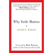 Why Faith Matters by Rabbi David J Wolpe