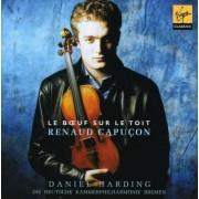 Renaud Capucon - Boeuf Sur Le Toit Harding (0724354548222) (1 CD)