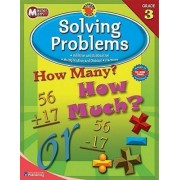 Brighter Child Master Math Solving Problems, Grade 3 by Brighter Child