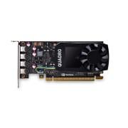 Placa video PNYTECH nVidia Quadro P1000 DVI 4GB GDDR5 128 bit