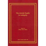 The Jewish Family in Antiquity by J. D. Shaye Cohen