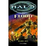 Halo. El flood by William Corey Dietz