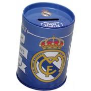 Hucha Cubilete de Metal Real Madrid