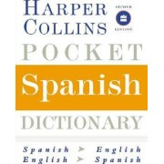 HarperCollins Pocket Spanish Dictionary, 2nd Edition by Harper Resource