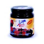Gem bio fructe de padure (indulcit cu pulpa de mere) 320g.