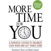 More Time for You by Alesia Latson