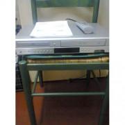 COmbiné Magnetoscope lecteur dvd divx Toshiba SD-37VF