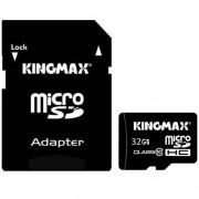 CARD DE MEMORIE KINGMAX MICROSDHC 32GB + ADAPTOR SD