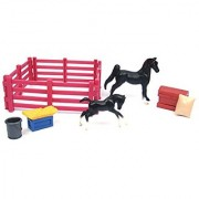 Breyer Stablemates New Arrival Playset