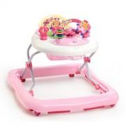 Bright Starts 60287 - Andador, caminador rosado con juguetes