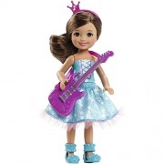 Barbie Rock N Royals Purple Pop Star, Multi Color