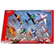 Disney Pack de 7 jouets Disney Planes : Wings around the Globe - Pack 2