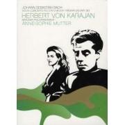 Herbert von Karajan - Bach: Violin Concerto No. 2 (0886972960593) (1 DVD)