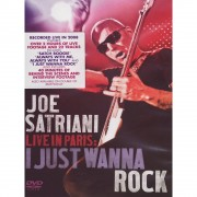 Joe Satriani - Live in Paris (DVD)