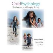 Child Psychology by Robin L. Harwood