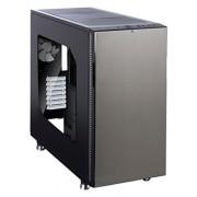 Fractal Design FD-CA-DEF-R5-TI-W Define R5 Titanium Window Case per PC, Argento