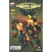 """"""" En Piste ! ( Après Civil War : L'initiative ) """" ( The New Avengers / Fantastic Four / Captain America ) : Marvel Icons N° 35 ( Mars 2008 )"""