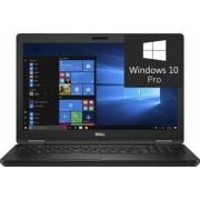 Laptop Dell Latitude 5580 Intel Core Kaby Lake i5-7200U 256GB 8GB Win10 Pro FullHD FPR 3 ani garantie NBD