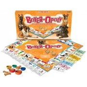 Boxer-Opoly Board Game by Late for the Sky