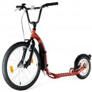 Kickbike Monopattino Freeride G4 rosso
