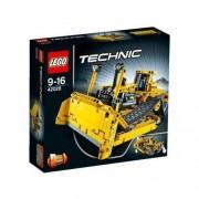 Lego Technic Buldożer Spychacz 2w1 42028