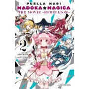 Puella Magi Madoka Magica: The Movie -Rebellion-, Volume 2