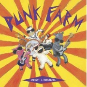 Punk Farm by Krosoczka Jarrett